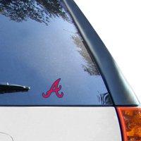 WinCraft Atlanta Braves 4'' x 4'' Color Perfect Cut Decal - No Size