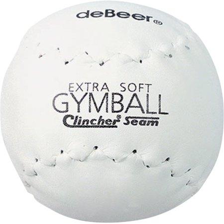 Rawlings deBEER 14 inch Fiber Center Extra Soft Gym (Clincher Ball)