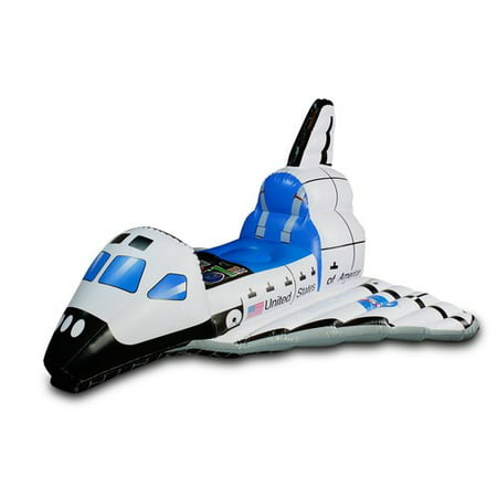Jr. Space Explorer Child Inflatable Space Shuttle Halloween Costume Accessory