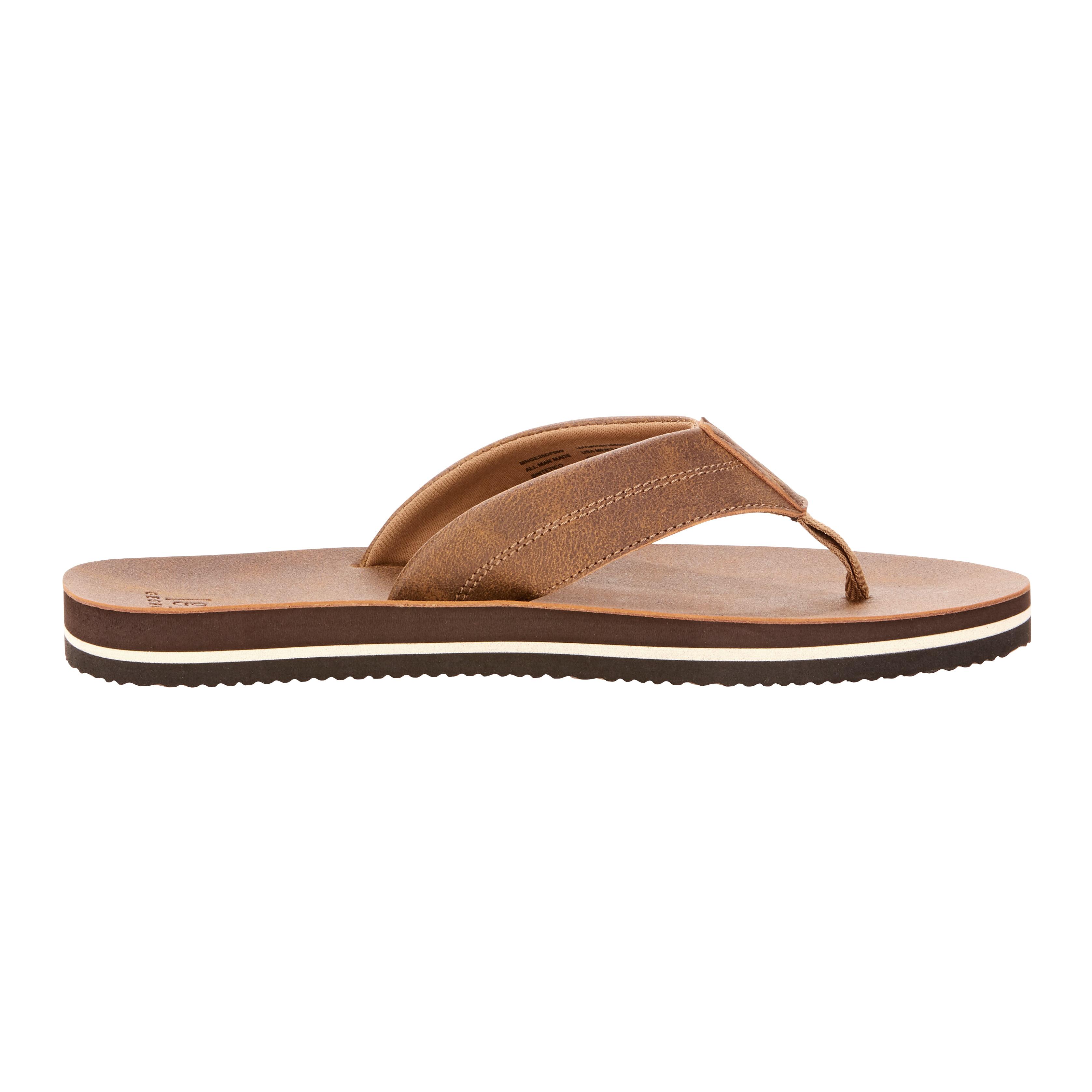 GEORGE - Men's Thong Sandal - Walmart