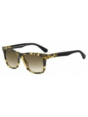 cad3adf635f2 Product Image Kate Spade KS Charmine Sunglasses 0581 Havana Black