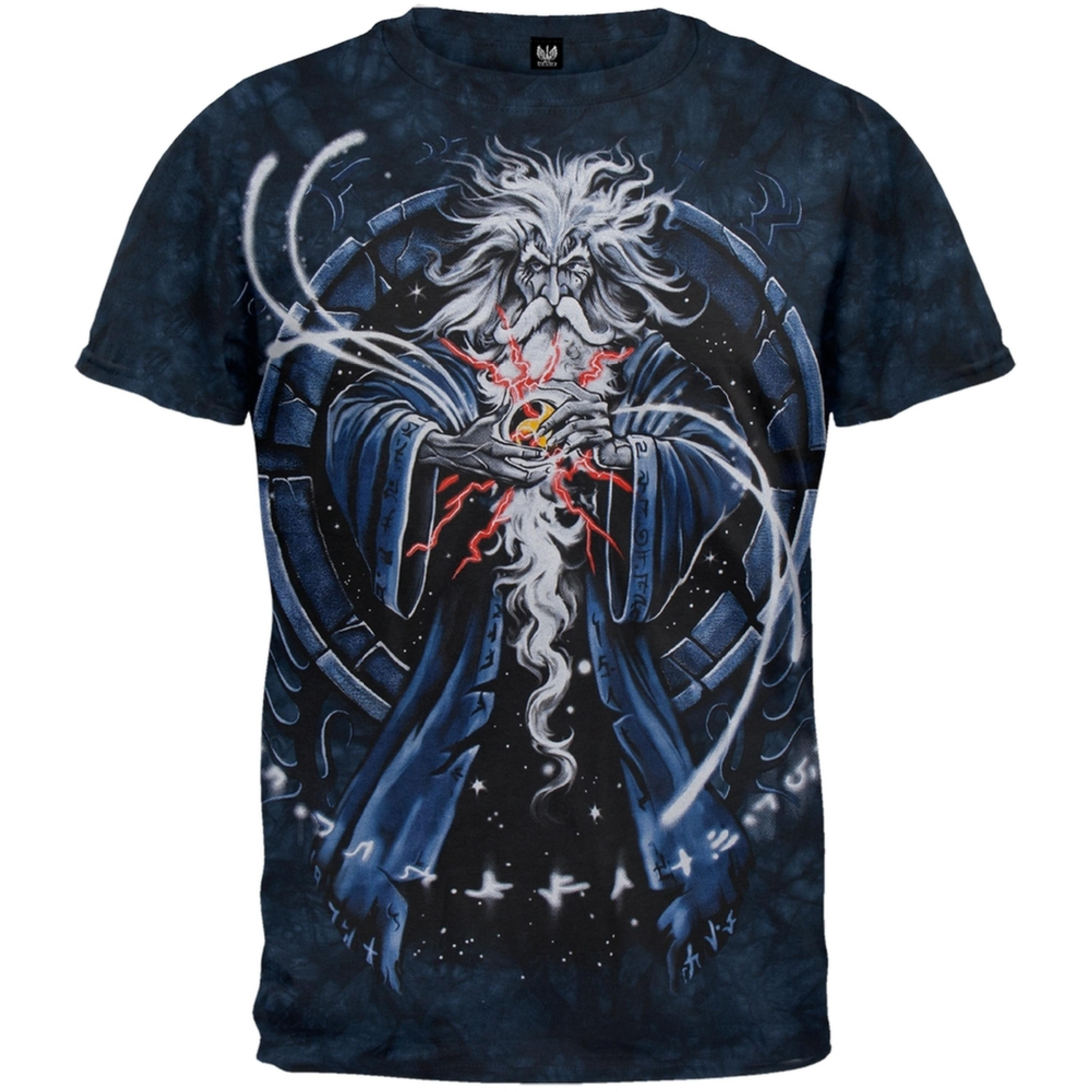 Wizard Orb Two T-Shirt