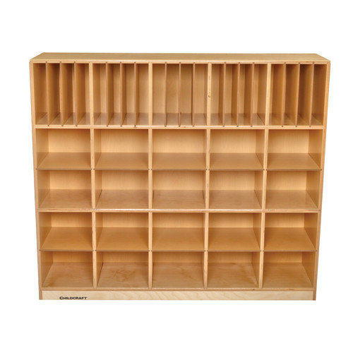 Childcraft Durable Folder and Tray Cubby