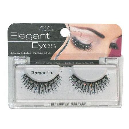 dad7b0da4dc Ardell Elegant Eyes Lashes,?Romantic, Black - Walmart.com