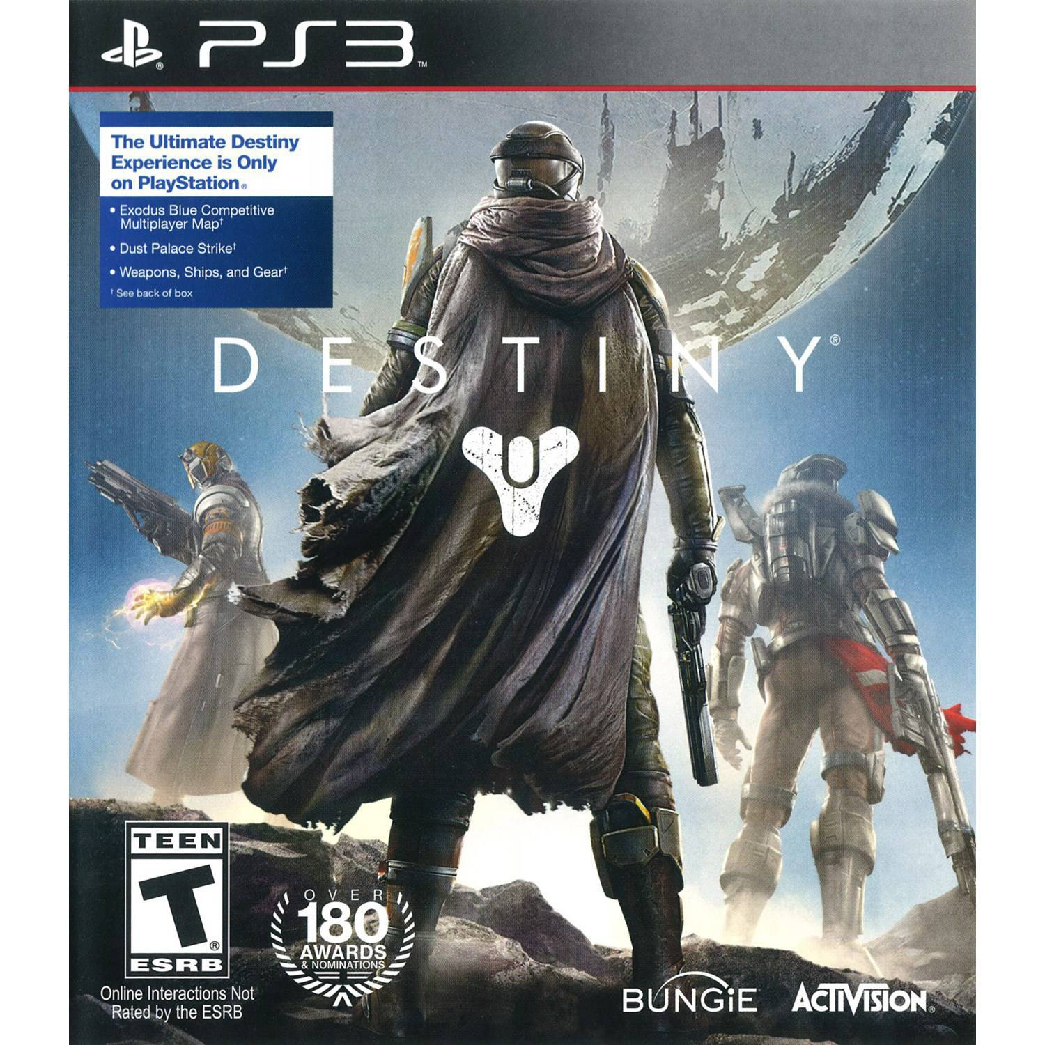 Destiny (PS3) - Pre-Owned