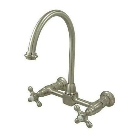 Elements of Design ES129 Wall Mounted Kitchen Faucet - Walmart.com
