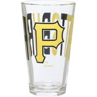 Pittsburgh Pirates 16oz. Overtime Team Pint Glass