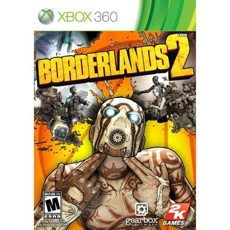 Refurbished Borderlands 2 For Xbox 360