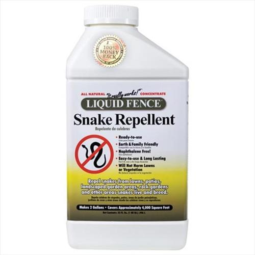 Liquid Fence 162106173 1 Quart Concentrate Snake Repellent