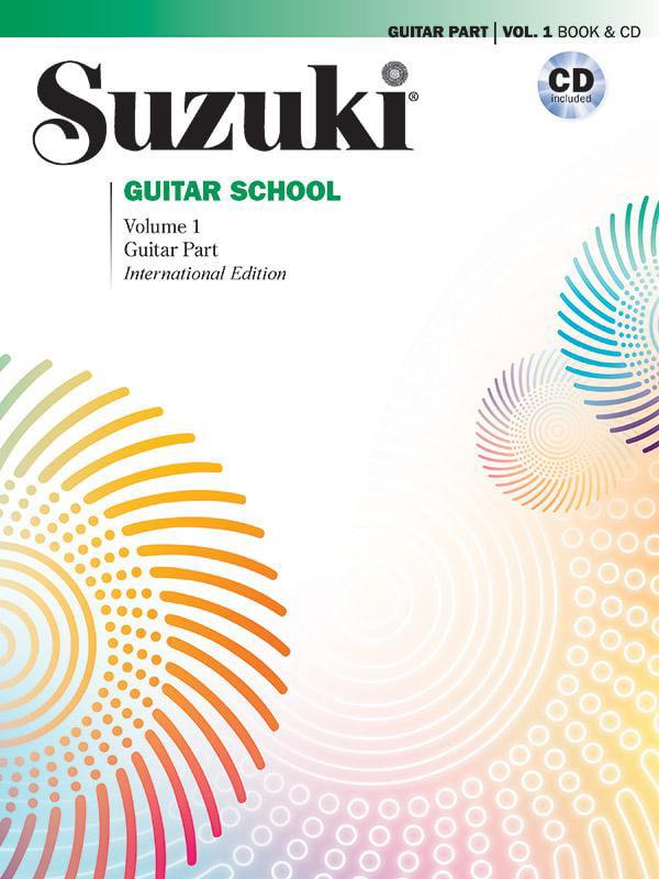 Suzuki Guitar School, Vol 1 by Alfred Music