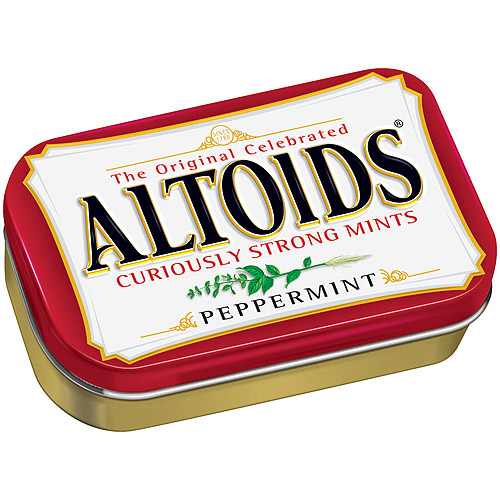 Altoids Peppermint Mints, 1.76 oz