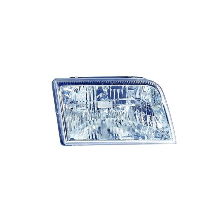 Replacement Depo 331-1194R-AF Right Headlight For 06-11 Mercury Grand  Marquis