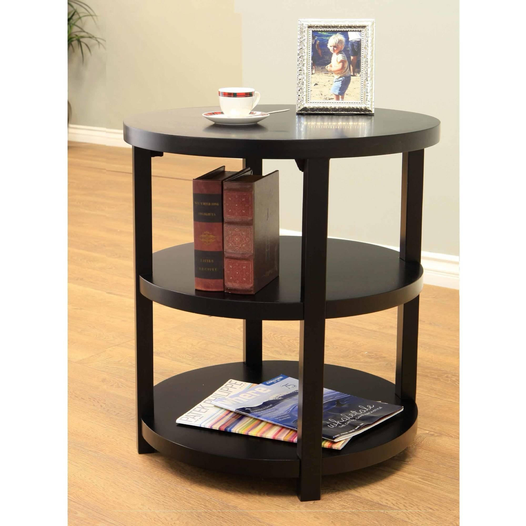 Home Craft Newbury 3-Tier Round Table