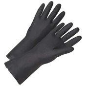 West Chester Glove Size M NeopreneChemical Resistant Gloves,32212/M