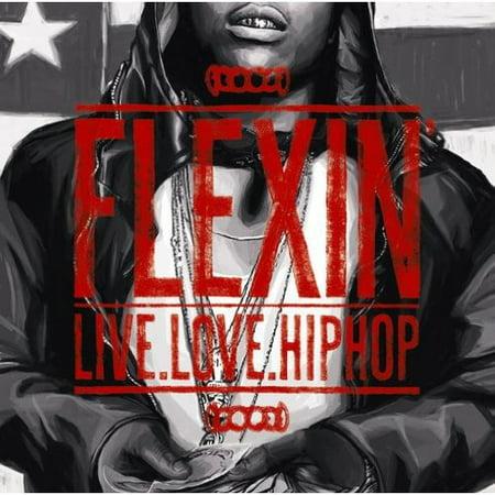 Flexin'-Live Love Hip Hop / Various (CD)