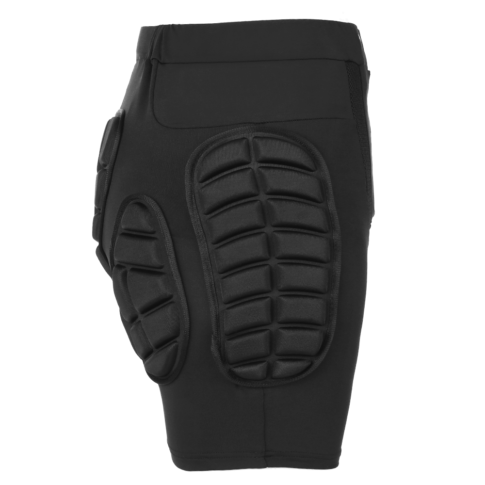 Hip Impact Padded Shorts Protection Outdoor Ski Skate Snowboard Knee Elbow Pads