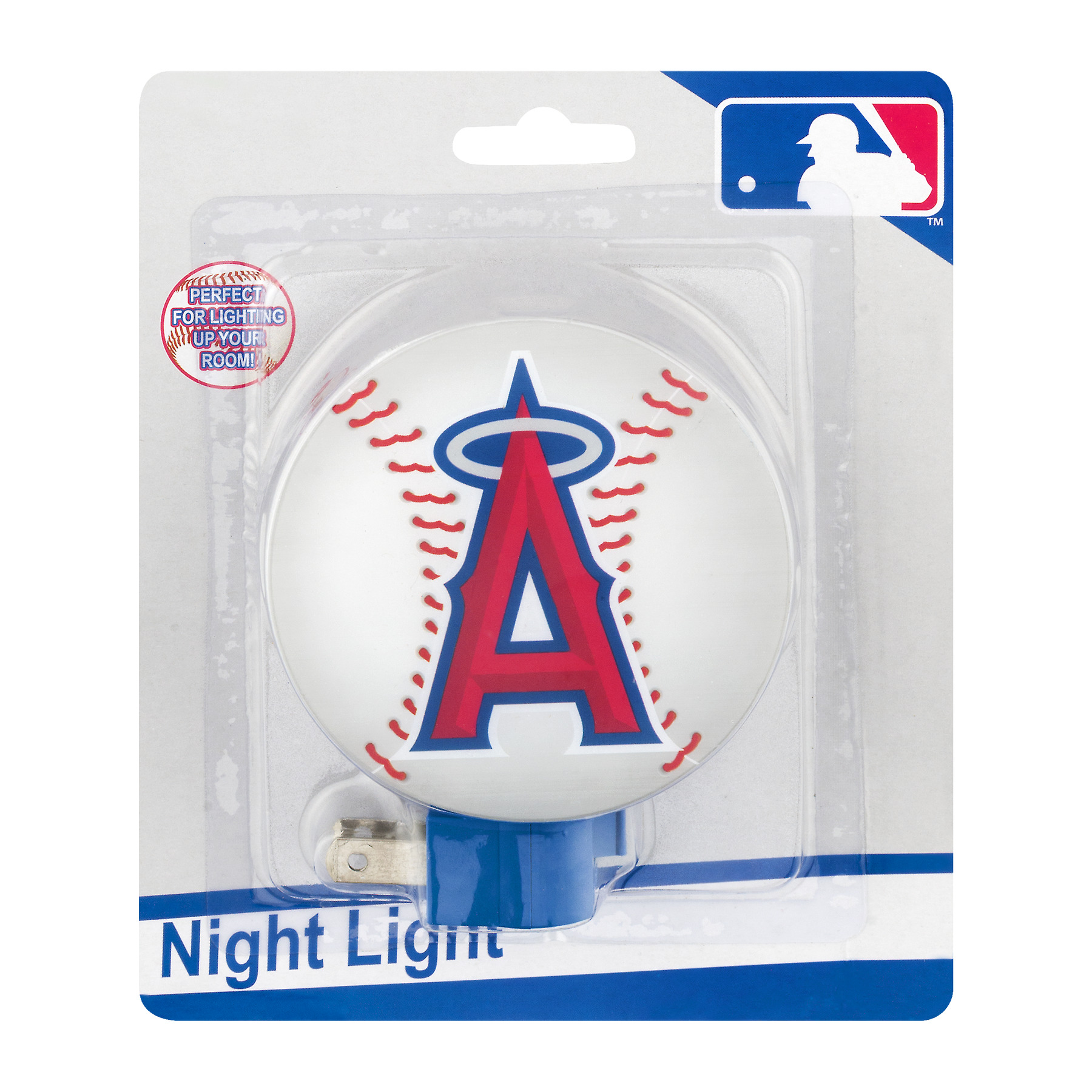MLB Night Light Los Angeles Angels, 1.0 CT