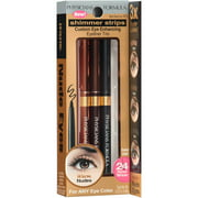 Physicians Formula Shimmer Strips Custom Eye-Enhancing Eyeliner Trio, 7873 Warm Nude Eyes, 0.03 oz