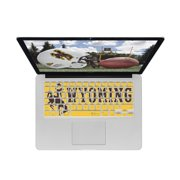 KB Covers University of Wyoming Keyboard Cover for MacBook/Air 13/Pro (2008+)/Retina & Wireless (WYOMING1-M-EDU)