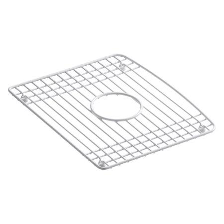 Kohler Deerfield Stainless Steel Bottom Bowl Rack (Kohler Efficiency Bottom Basin Rack)