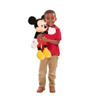 Disney Junior- Mickey Mouse Jumbo Plush Mickey