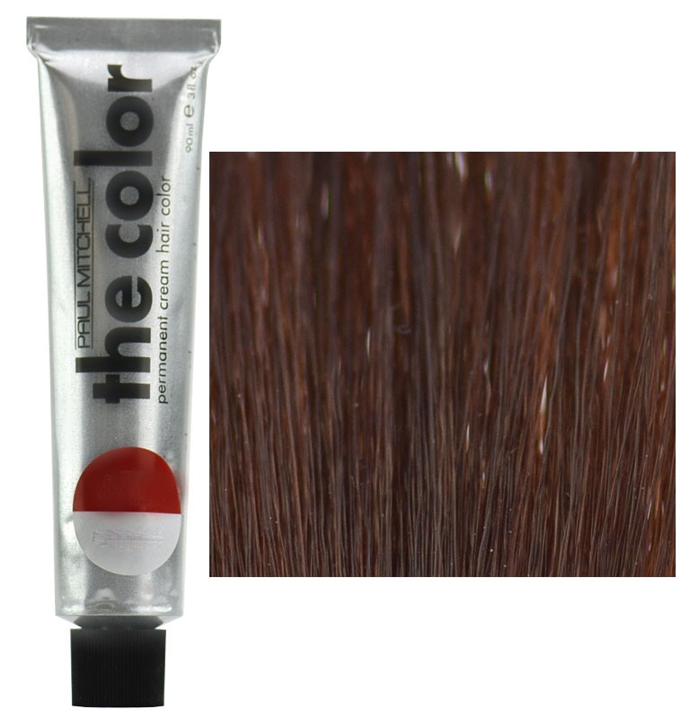 Paul Mitchell Hair Color The Color (Color : 4G - Gold Brown)