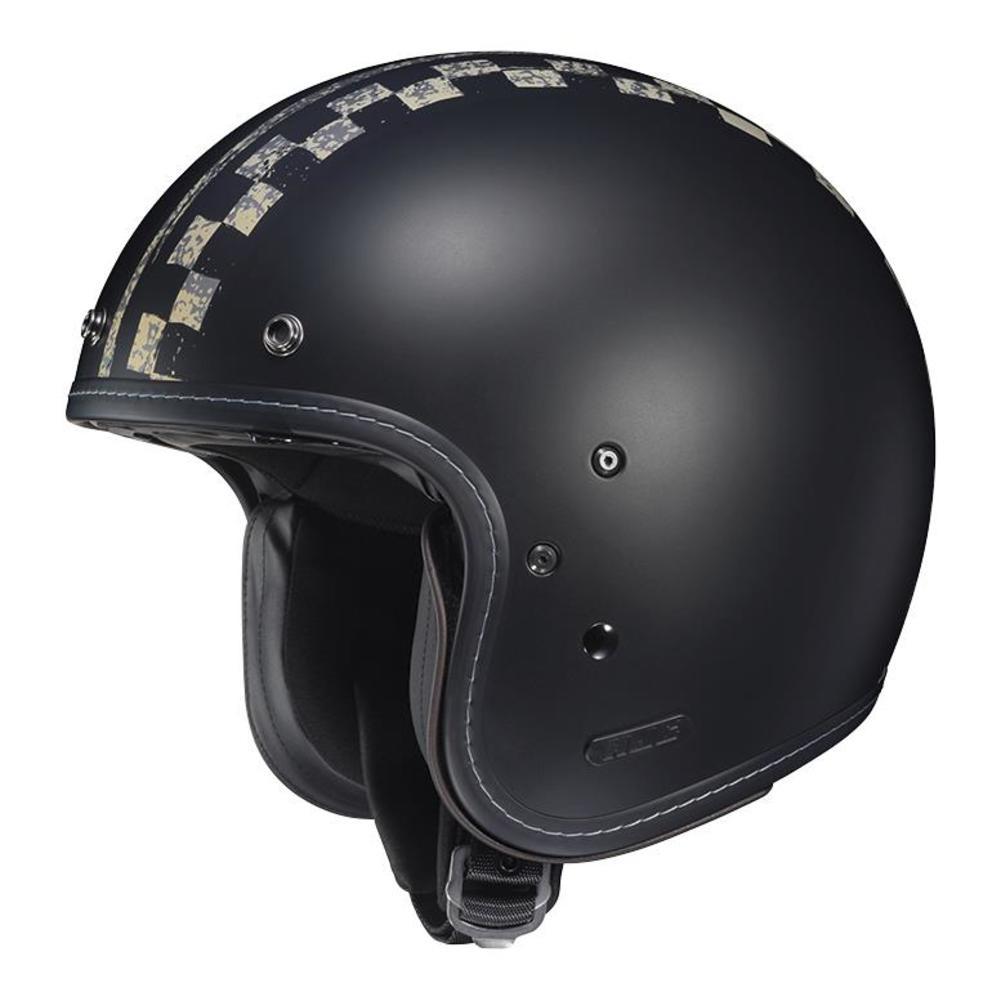HJC IS-5 Burnout Helmet Semi-Flat Black (MC-5SF) (Black, Medium)