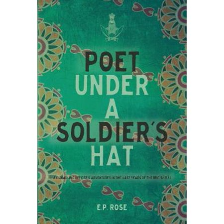 Poet Under a Soldier's Hat