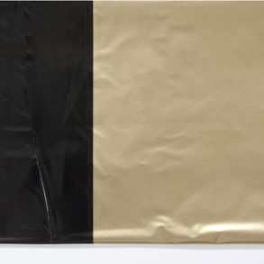 Black  Gold Tablecover