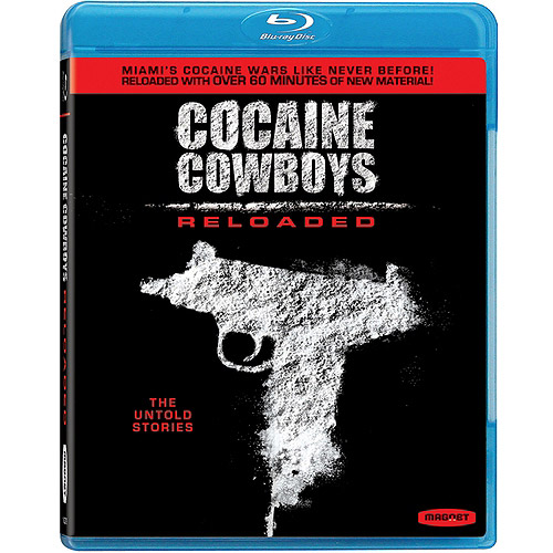 Cocaine Cowboys: Reloaded (Blu-ray) (Widescreen) by Magnolia Pict Hm Ent