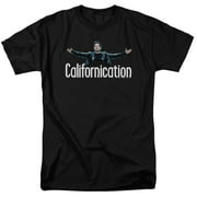 Californication Outstretched Mens Short Sleeve Shirt