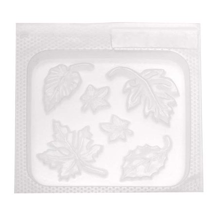 Assorted Leaves - Resin Epoxy Mold For Jewelry Casting - Assorted Leaves