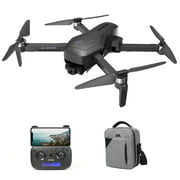 Holy Stone Foldable GPS Drone 4K FHD Camera 2 Axis Anti-Shake Gimbal Drone for Beginners with Brushless Motor 5G Wi-Fi Transmission