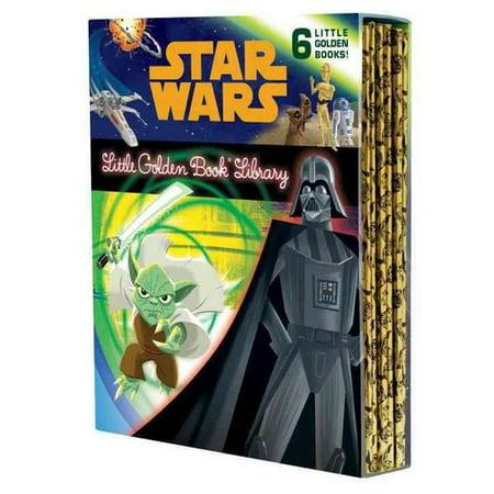 Star Wars Little Golden Book Library