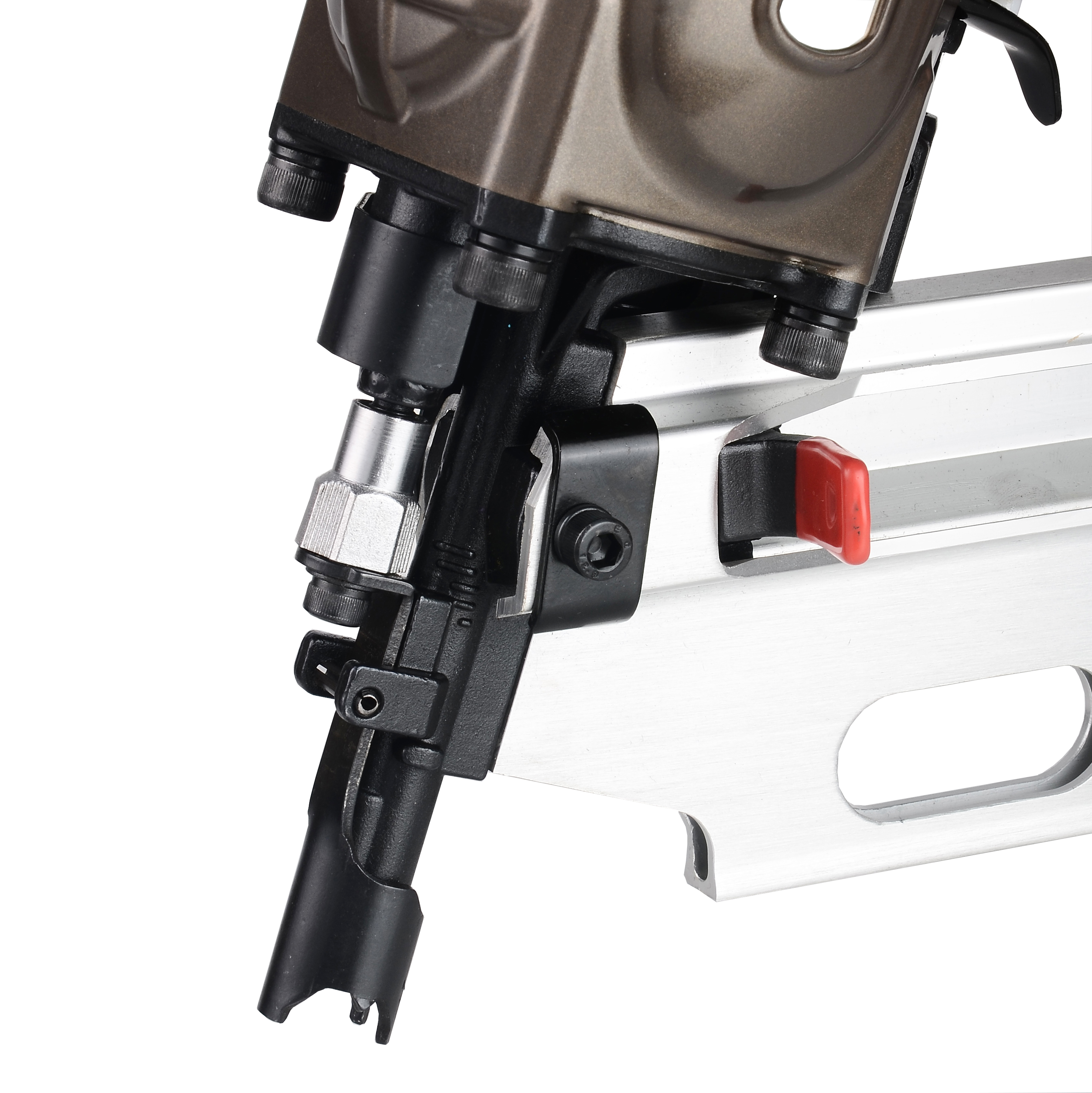 Carpenter 21 Degree Full Head Framing Nailer Home Improvement Hand ...