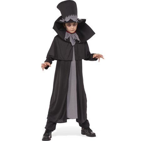 Dapper Death Boy Child Grim Reaper Ghost Ghoul Halloween - Grim Reaper Scythe Costume Accessory