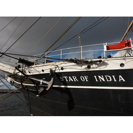 Maritime Museum on a Ship, Star of India, San Diego, California, USA Print Wall (Used Panel Saw For Sale In India)