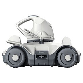 Kokido Magna X Cordless Robotic Pool Cleaner with Batteries and Charger Cable