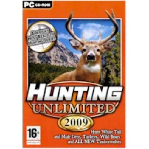 Value Soft Hunting Unlimited 2009 [windows Xp/vista]