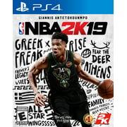 NBA 2K19, 2K, PlayStation 4, 710425570490