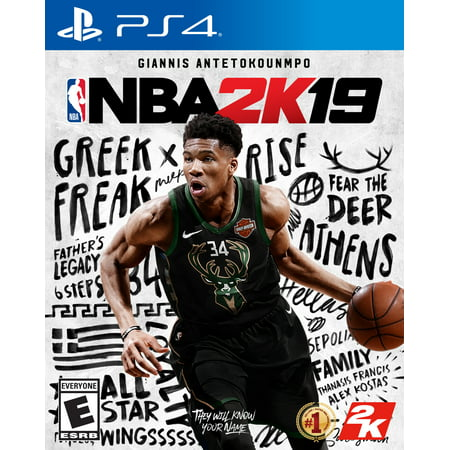 NBA 2K19, 2K, PlayStation 4, 710425570490 (Best Games For Ps4 And Xbox One)