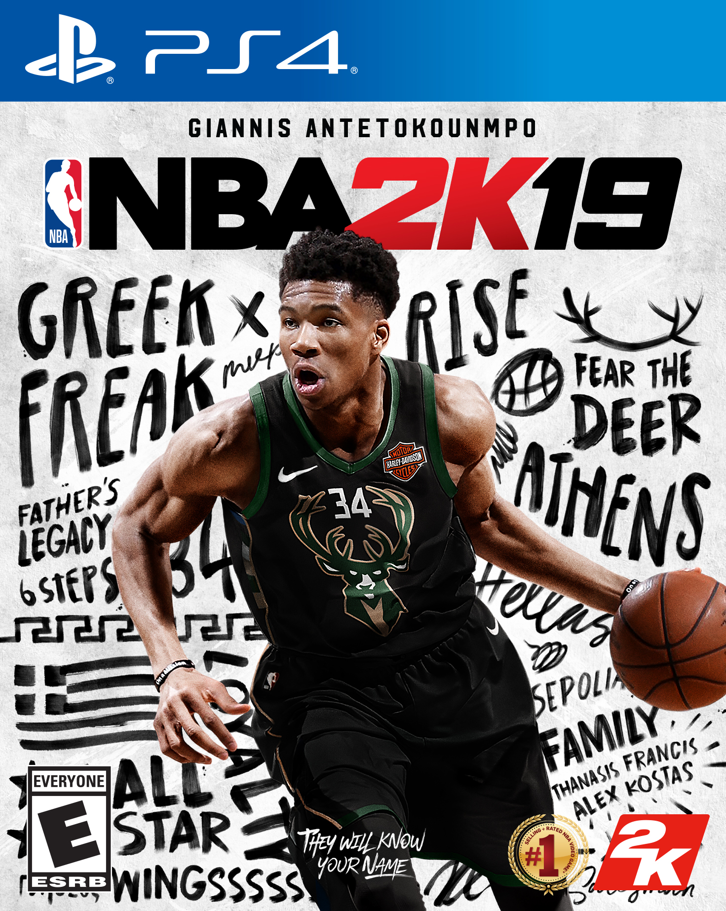 NBA 2K19, 2K, PlayStation 4