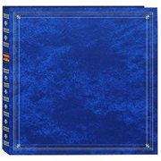 Pioneer Photo Albums MP46-ROB Full Size Album 4X6 6/PAGE 300 Photo Royal Blue