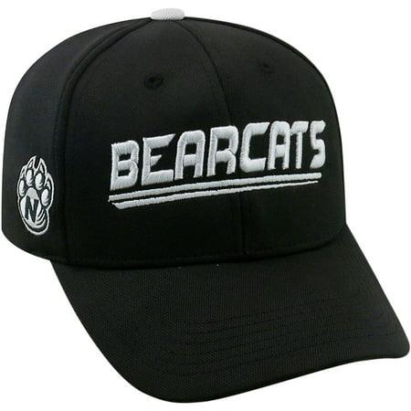 University Of Nw Missouri State Bearcats Black Baseball Cap