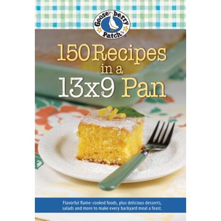150 Recipes in a 13x9 Pan - Gooseberry Patch Recipes Halloween