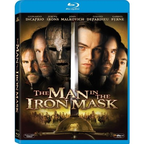 The Man In The Iron Mask (Blu-ray)