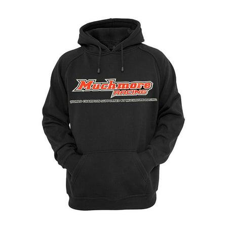 - Integy RC Toy Model Hop-ups MMR-ML-THK18XXXL Muchmore Racing Muchmore Racing Team Hoodie Black XXXL Size