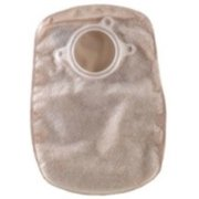 ConvaTec Sur-Fit Natura Closed-End Pouches With Filter Opaque 1-3/4 Inches 401526 30 Each (Pack of 2)
