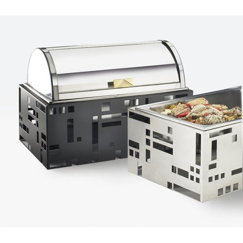 Cal-Mil Squared Chafing Dish by