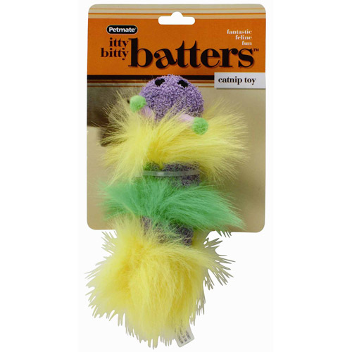 Batters 0350481 Caterpillar Mini Cat Toy by ASPEN PET